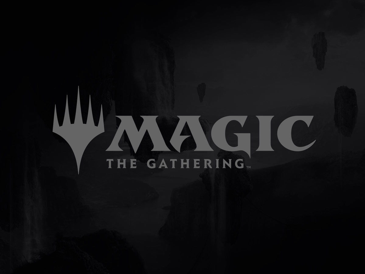 Magic Logo Title Screen 1200X900