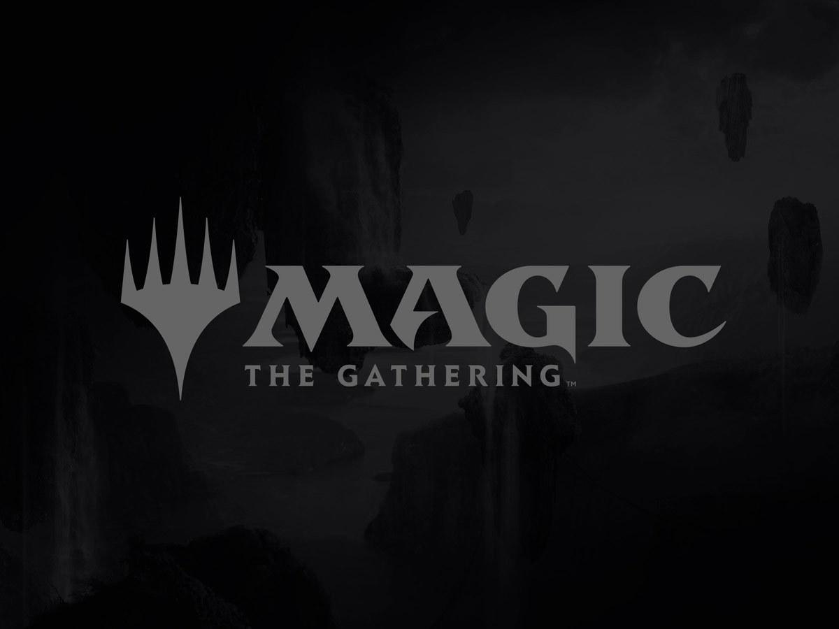 Magic Logo Title Screen 1200X900
