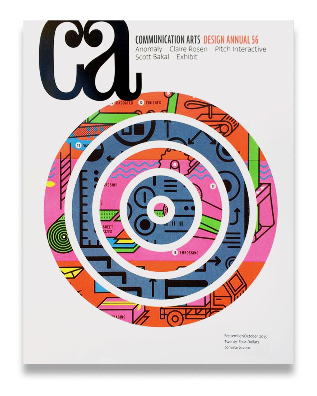 Communication Arts Cover